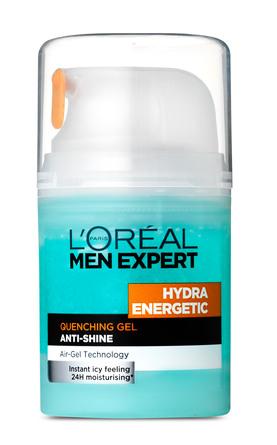 L'Oréal Paris Men Hydra Energetic Quenching Gel 50 ml