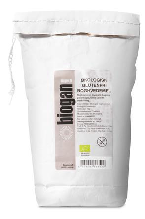Boghvedemel glutenfri Ø 1 kg