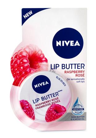 Nivea Lip Butter Raspberry Rose 16,7 g