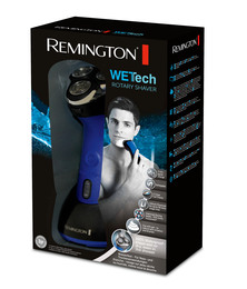 Remington AQ7 Wet tech rotary barbermaskine