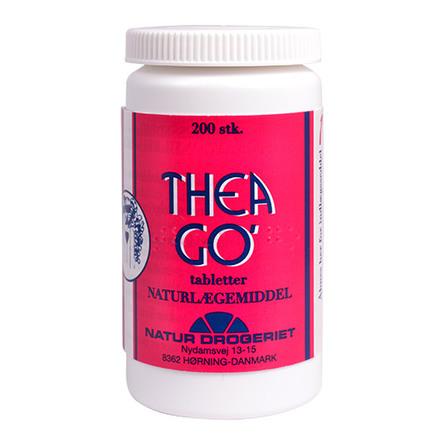Natur Drogeriet Thea Go' 280 mg 200 tabl.