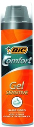 BiC Barbergel Sentive Men 200 ml