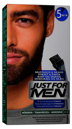 JFM Just For Men Beard Colour Dark Brown
