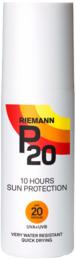 P20 Riemann P20  Solbeskyttelse Spf 20 - 100 ml