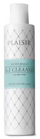 Plaisir 3 in 1 Cleanser 200 ml