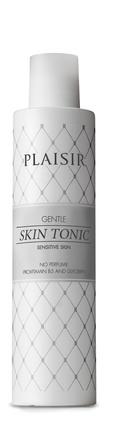 Plaisir Gentle Skin Tonic 200 ml