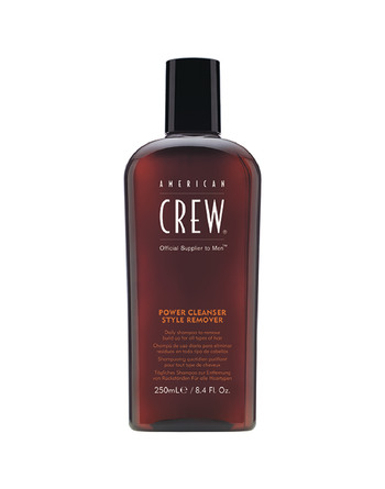 American Crew Crew Power Cleanser Style Remover 250ml