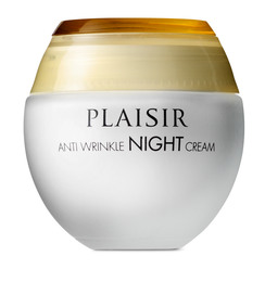 Plaisir Anti Wrinkle Night Cream 50 ml