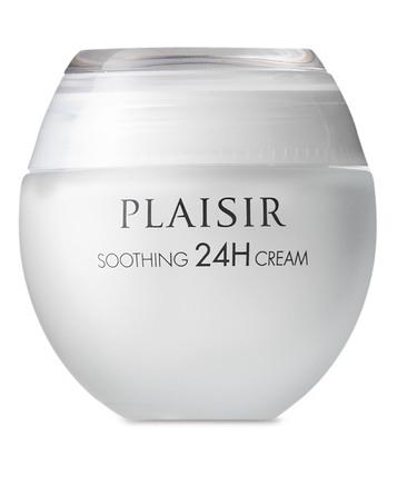Plaisir Soothing 24H Cream 50 ml