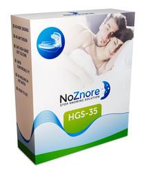 Stop Snorken med NoZnore™ HGS-35