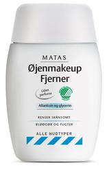 Matas Striber Matas Øjenmakeupfjerner Rejsestørrelse 40 ml