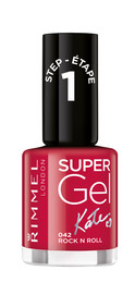 Rimmel Super Gel Neglelak 042 Rock N Roll