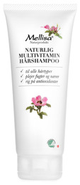 Mellisa Multivitamin Shampoo 200 ml