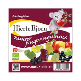 Frugtsaftbamser Ø 100 g