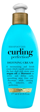 OGX Moroccan Curl Perfection Defining Cream 177 ml