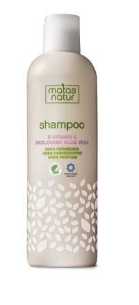 god shampoo uden parabener