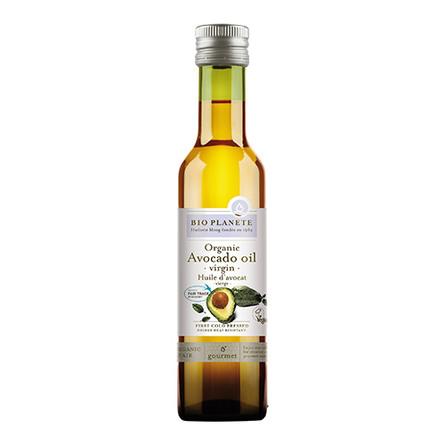 Avocadoolie mild koldpresset Ø 250 ml