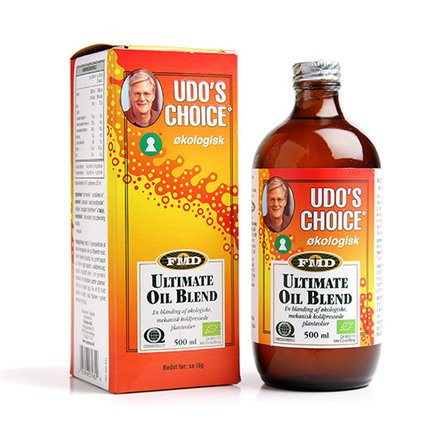 Udo's Choice Ultimate Oil Blend 500 ml.