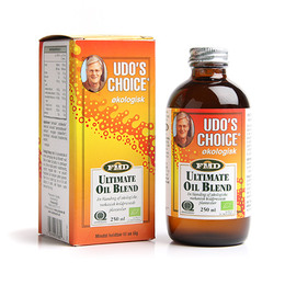 Udo's Choice Udo's Choise Ultimate Oil Blend 250 ml