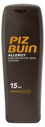 Piz Buin Allergy Lotion SPF 15 200 ml