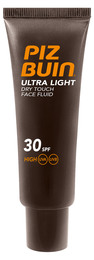 Piz Buin Ultra Light Dry Touch Face SPF30, 50 ml