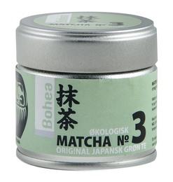 MATCHA NO. 3 Øko 30 g