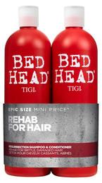 Tigi Tweens Resurrection Bed Head 2x750 m 2x750 ml