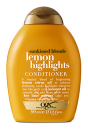 OGX Lemon Highlights Conditioner 385 ml