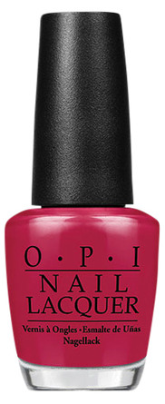 OPI Nail Lacquer Madam President