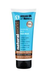 Natural World Argan Oil Hair Mask 200 ml