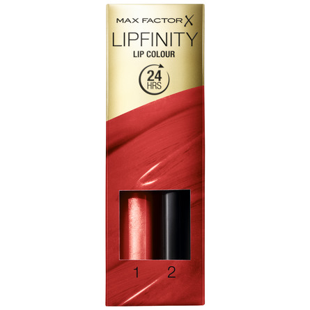 Max Factor Lipfinity 120 Hot
