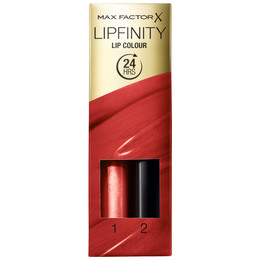 Max Factor Lipfinity 120 Hot