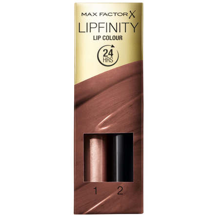 Max Factor Lipfinity 200 Caffinated