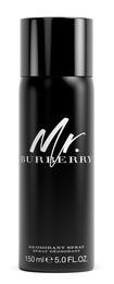 Burberry Mr Burberry Deodorant Spray 150 ml.