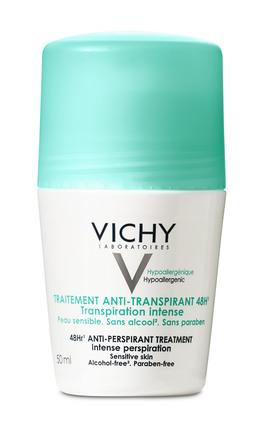 Vichy Deodorant roll-on Anti-Perspirant 50 ml
