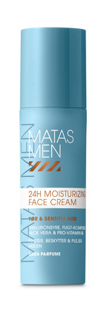 Matas Striber Men 24H Moisturizing Face Cream Sensitiv 50 ml
