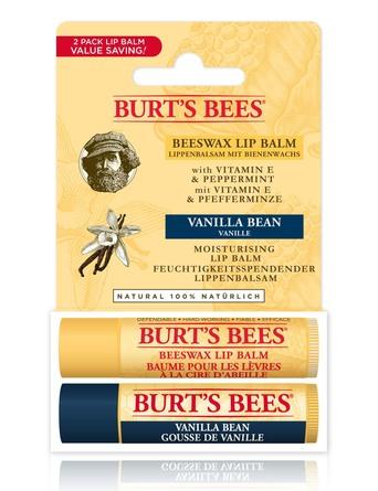 Burt's Bees Lip Balm Duopack 2x4,25 g