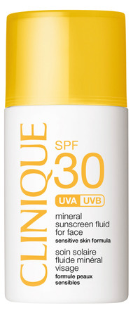 Clinique SPF 30 Mineral Sunscreen For Face 30 ml