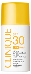 Clinique SPF30 Mineral Sunscreen For Face