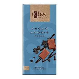 ichoc Ichok choco cookie Øko 80 gr.