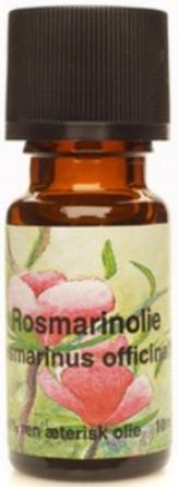 Helsekost diverse Rosmarinolie æterisk 10 ml