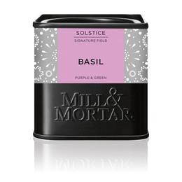 Mill & Mortar Basilikum purpur & grøn  15 gr.