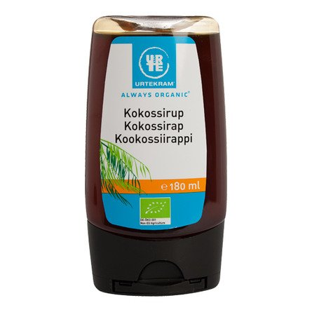 Kokossirup Ø 180 ml
