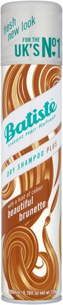 Batiste Dry Shampoo Beautyful Brunette, 200 ml