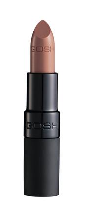 Gosh Copenhagen Velvet Touch Lipstick Matt 11 Nougat