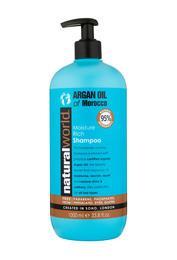 Natural World Argan Oil Shampoo 1000 ml