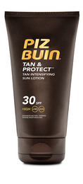 Piz Buin SPF30 Tan & Protect Lotion 150 ml
