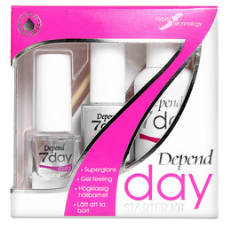 Depend 7 Day Lak Startkit