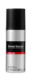 Bruno Banani Pure Man Deodorant Spray 150 Ml