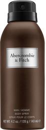 Abercrombie & Fitch First Instinct Men Body spray 120 ml